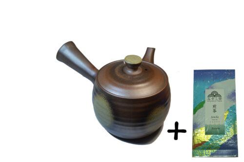 Japonská konvička 400 ml + čaj